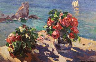 Экспертиза живописи: кейс Константина Коровина
